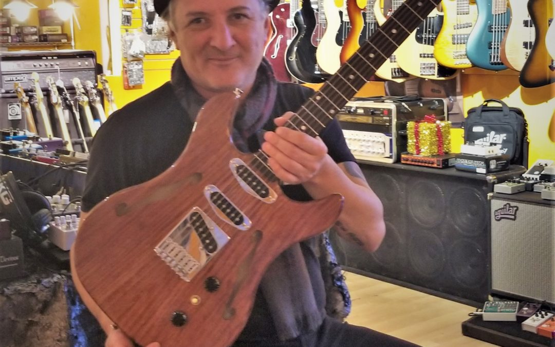 Triple SN 736936G is now for sale exclusively at London Guitars