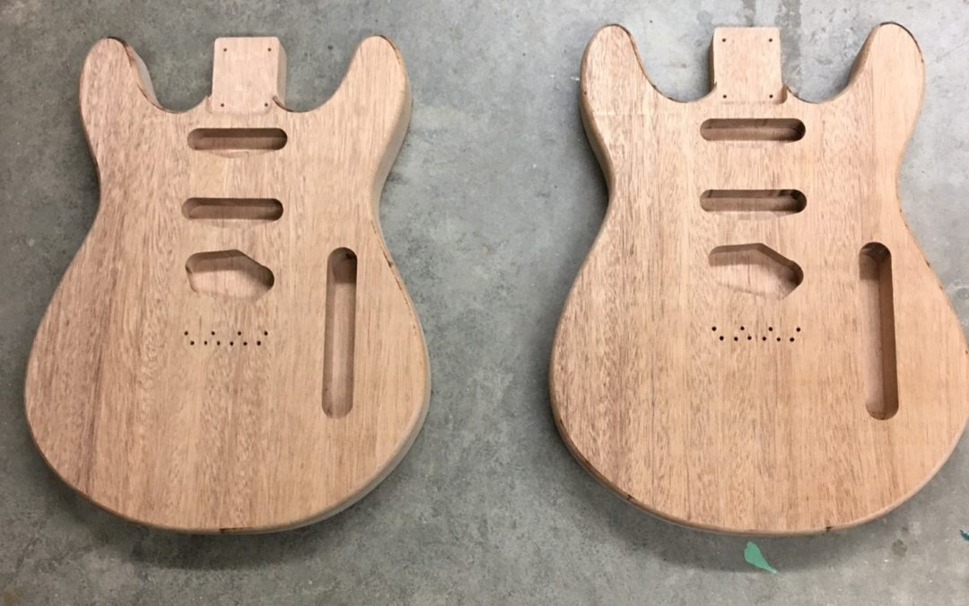 Affordable inspiration in a mass-produced guitar world